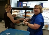 <h5>Hannah & Kristin Food Prep</h5>