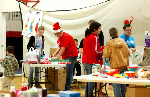 Interact Club Christmas Store